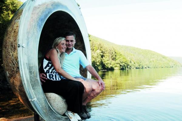 Ruhe zu Zweit am Millstätter See